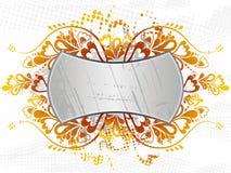 Protetor de prata, vetor ilustração stock