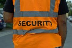 Protetor de segurança Fotografia de Stock
