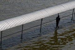 Protetor de segurança na água Fotos de Stock