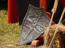 Protetor do cavaleiro imagens de stock royalty free