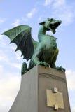 Protetor do dragão Imagem de Stock