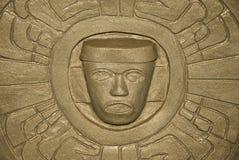 Protetor do guerreiro de Toltec Imagem de Stock