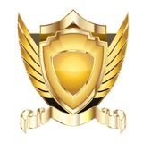 Protetor heráldico v.5 Imagem de Stock Royalty Free