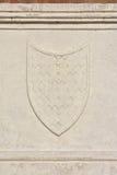 Protetor medieval em Veneza imagens de stock royalty free