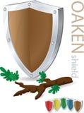 Protetor Oaken Imagem de Stock Royalty Free