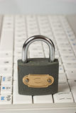 Protetor seguro Fotografia de Stock