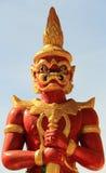 Protetor tailandês do templo Fotografia de Stock