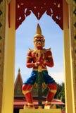 Protetor tailandês do templo Foto de Stock Royalty Free