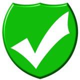 Protetor tiquetaqueado Imagem de Stock