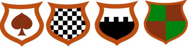 Protetores Imagem de Stock Royalty Free