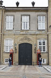 Protetores de Copenhaga Royal Palace Imagens de Stock Royalty Free