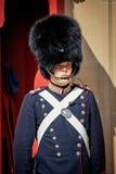 Protetores de honra em Copenhaga Imagem de Stock Royalty Free