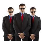 Protetores de segurança Imagens de Stock Royalty Free
