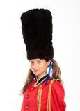 Protetores reais britânicos fêmeas Fotografia de Stock Royalty Free