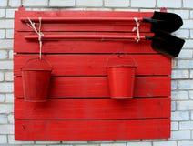 Protezione antincendio Immagini Stock