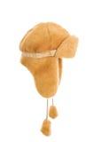 Protezione con gli alettoni dell'orecchio fotografia stock