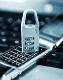 Protezione dei dati Immagine Stock Libera da Diritti