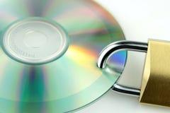 Protezione dei dati Fotografia Stock