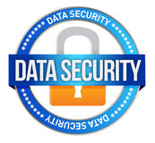 Protezione dei dati Fotografie Stock Libere da Diritti