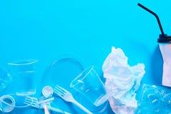 Protezione dell'ambiente di ecologia di inquinamento delle acque fotografia stock libera da diritti