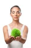 Protezione dell'ambiente e cura Fotografia Stock