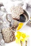 Protezione di caffè Fotografie Stock