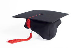 Protezione di graduazione fotografia stock