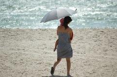 Protezione di Sun Fotografie Stock