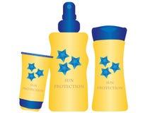 Protezione di Sun Immagini Stock