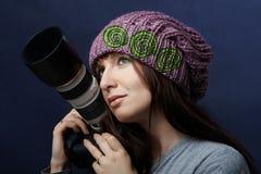 Protezione fredda fotografie stock