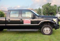 Protezione nazionale Vehicle Fotografia Stock
