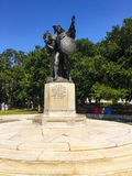 Protezioni del monumento forte di Sumter Fotografia Stock Libera da Diritti