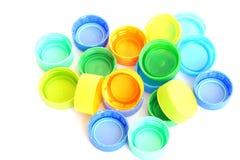 Protezioni della bottiglia Fotografia Stock Libera da Diritti