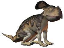 protoceratops Obraz Stock