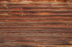 Protokoll-Haus-Wand-Beschaffenheit Stockbilder