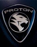 proton royaltyfri foto