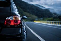 Proton noir Satria néo- cps Photographie stock