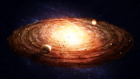 Protoplanetary disk Stock Photos