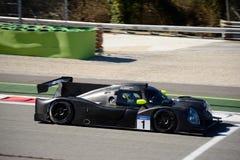 Prototipo automobilistico LM P3 di sport di Onroak Ligier a Monza fotografia stock