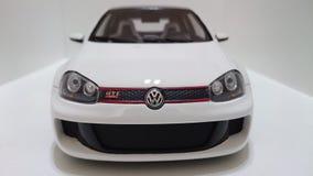 Prototipo del golf GTI W12 650 HP de VW imagen de archivo libre de regalías