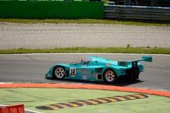 Prototipo 1987 del grupo C de Porsche 962 en Monza Foto de archivo