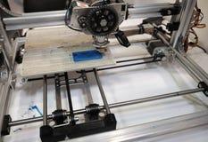 prototipo della stampante 3d Fotografie Stock Libere da Diritti