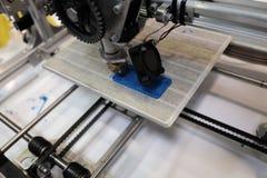 prototipo della stampante 3d Immagine Stock