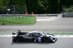 Prototipo di sport di serie di Le Mans dell'europeo immagine stock libera da diritti