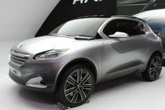 Prototyp Peugeot-HR1 Stockbilder