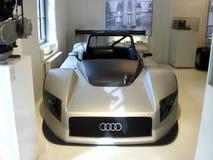 Prototype allemand de voiture de sport Images libres de droits