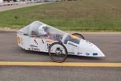 Prototype high fuel efficiency vehicle Stock Photography