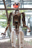 Prototype of robot from the company Robothespian Stock Photos