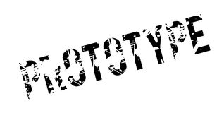 Prototype rubber stamp Royalty Free Stock Photography