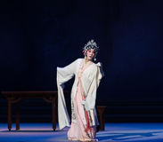 "The prototype turned-Kunqu Opera""Madame White Snake"". Legend of the White Snake is one of the most famous tales spreading out amongfolks in ancient Stock Image"